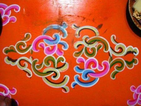 蒙古族的纹样特点,含义是什么图片