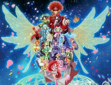 谁有小花仙的花仙精灵王的图片?图片