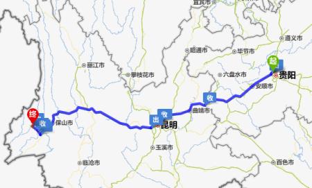 贵阳到重庆高速公路贵阳到滕州(客车)几点发车?多久到滕州
