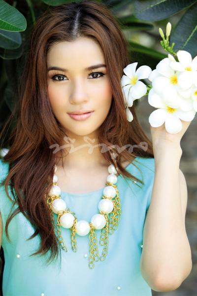 泰国十大美女明星图片
