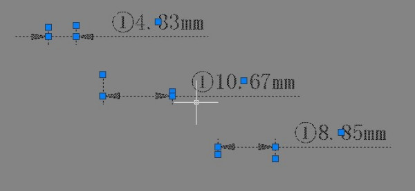 CAD中标注里面图纸的数字v图纸前缀是?_diy代码直刀cad图片