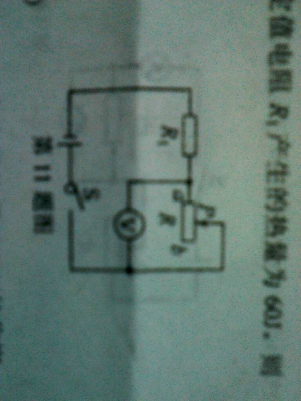 如图所示电路中 电源电压保持不变 闭合开关
