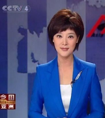 央视美女主播胡蝶是整容的吗?