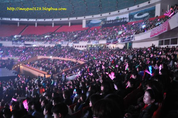少女时代上海演唱会上座率