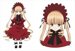 像蔷薇少女和暗夜协奏曲的爱丽丝那种类型的人偶叫人偶图片