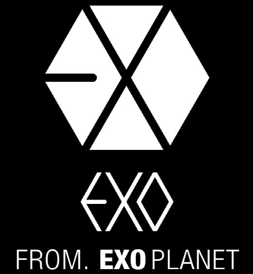 跪求exo标志图片越多越好 Ps 要高清的