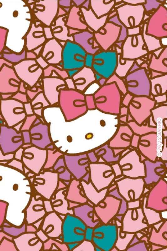 Iphone wallpaper kitty - Hello Kitty