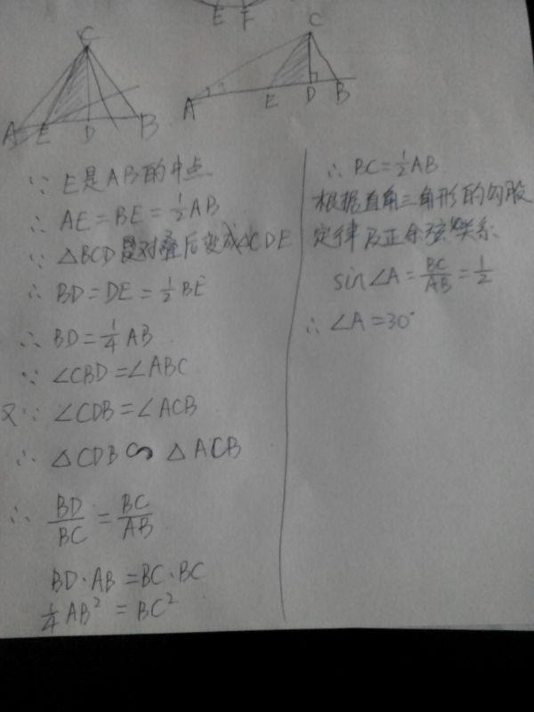 求解 八下 数学 暑假作业
