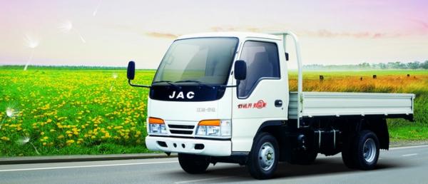 JAC江淮厢式货车多少钱 最最新的报价 急急高清图片