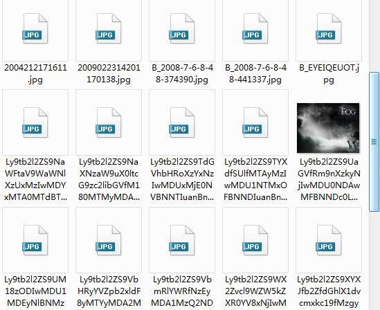 WIN7无法显示图片的缩略图
