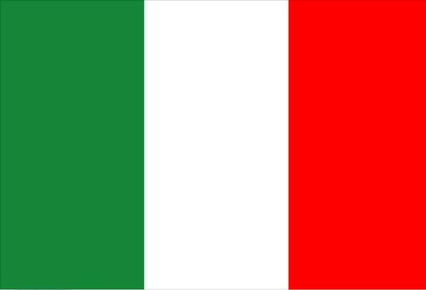 意大利国旗图案