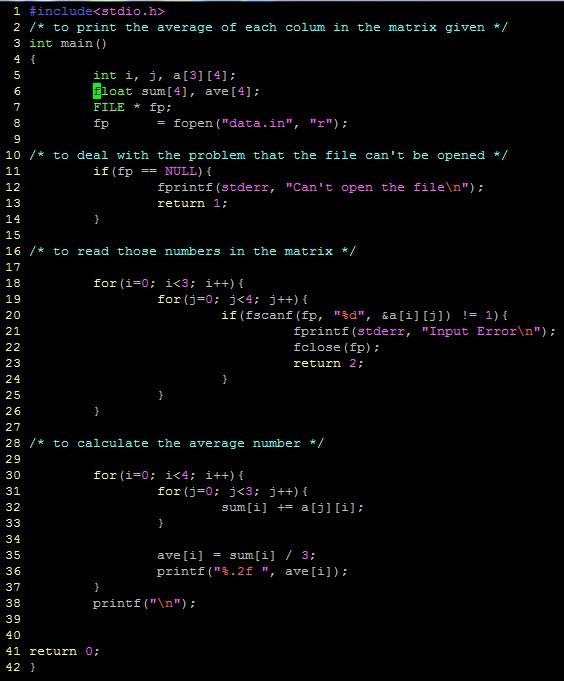 求指点:C语言代码风格