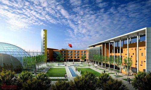 求 邯郸市第四中学 图片图片