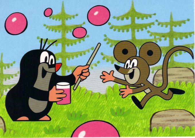 《鼹鼠的故事》有哪些剧情?图片
