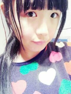 素颜清纯美女头像14岁