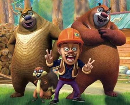熊出没之探险日记中的角色你了解吗?图片