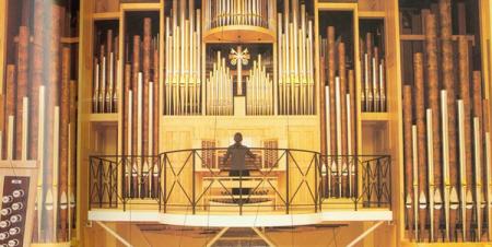 管风琴的厉害之处在哪里?图片