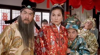 唐伯虎点秋香三级全集_如何评价《唐伯虎点秋香》里巩俐的演技?
