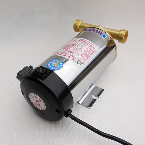 电热水器装增压泵要装多少w 高清图片