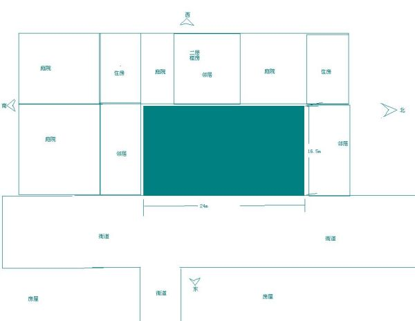 农村盖五间平房设计图图片_农村盖五间平房设计图图片下载图片